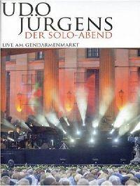 Cover Udo Jürgens - Der Solo-Abend - Live am Gendarmenmarkt [DVD]